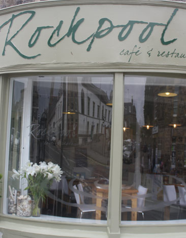 Rockpool Cafe Front